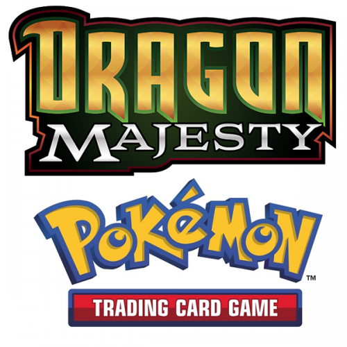 Pokemon Dragon Majesty Booster Pack