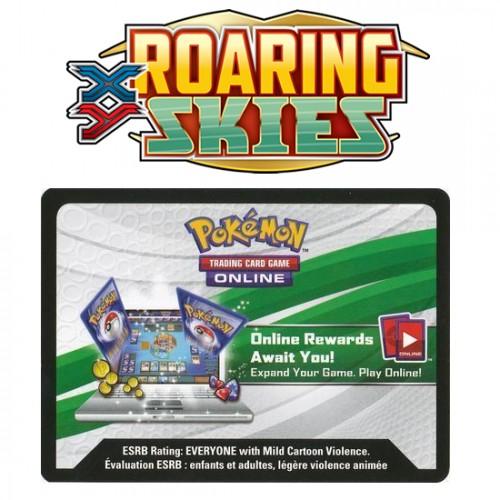 Pokemon XY: Roaring Skies Online Booster Code