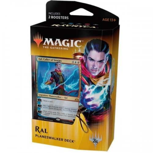 Magic the Gathering: Guilds of Ravnica - Planeswalker Deck: Ral, Caller of Storms