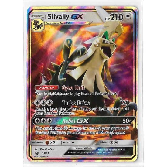 Silvally GX 90/111 Jumbo Oversized Pokemon Promo Card