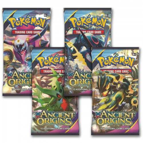 Pokemon XY Ancient Origins Booster Packs