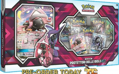 Tapu Lele GX to be included in new Island Guardians GX Premium Collection this Autumn!