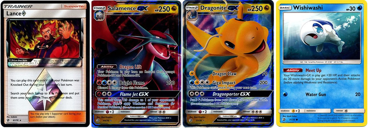 Some of our favourite cards from Dragon Majesty